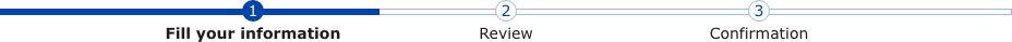Please provide all the required information below